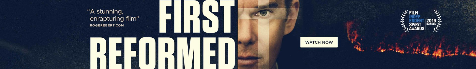 Watch First Reformed on Kanopy